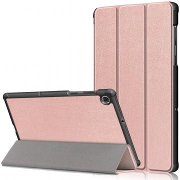 Чехол Lenovo Tab M10 Plus FHD Magnet Rose Gold (Уценка)
